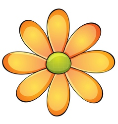 Simplistic Flower vector