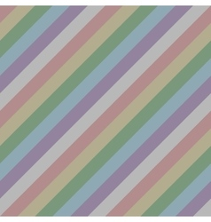 Color striped seamless pattern vector image vector image