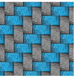 Monochromes and blue tone abstract seamless vector