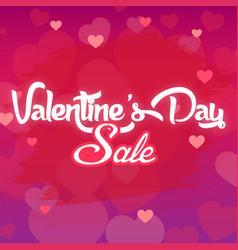 Valentine day purple bg sale image vector