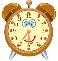 clock alarm vector image