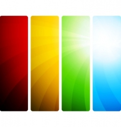 funky backgrounds vector image