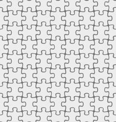 Jigsaw Puzzle Background vector