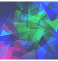 Abstract triangles background for use in your vector image