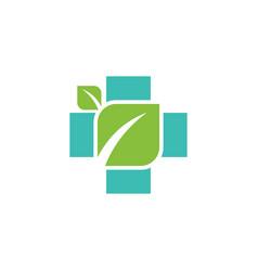 Cross health care medical logo icon symbol emblem vector