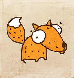 Fox Cartoon vector