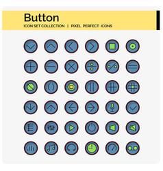Botton color vector