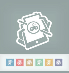 Online game play vector