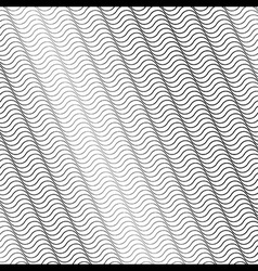 Wave Line Abstract Background vector image