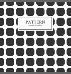 Square seamless geometric patterns vector