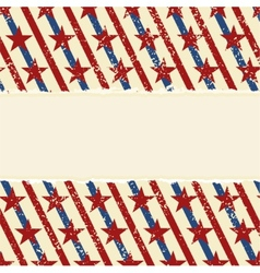 Abstract american striped background vector