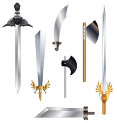 Swordcollection vector