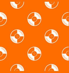 vinyl record pattern seamless vector image
