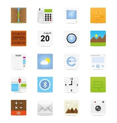 Web icons 12 vector