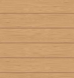 Brown wooden texture plank background vector image vector image