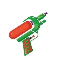 Cartoon of Water Gun vector image