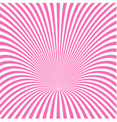 dynamic ray burst background - from swirling rays vector image