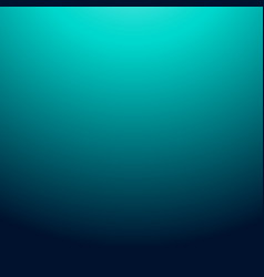 Gradient blurred blue abstract background vector