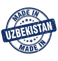 Made in uzbekistan vector