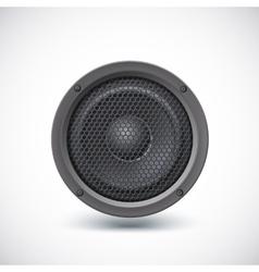 Speaker isolated vector