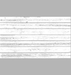white wood texture background weathered wooden vector image