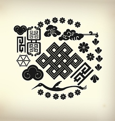 ChineseTraditional preview vector