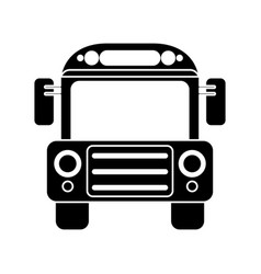 School Pictograph Bus Vector Images (over 1,400)