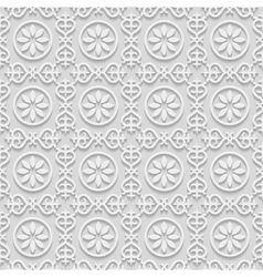 Paper islamic background vector image vector image