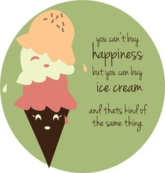 Buy Ice Cream vector
