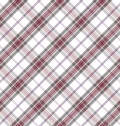 Light diagonal tartan seamless pattern vector