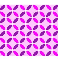 Circle patterns vector image