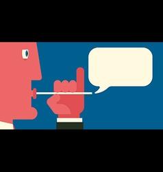 Idle talk vector