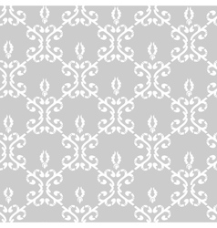 Romantic floral seamless vector image vector image