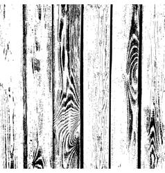 Wooden planks texture Old wood grain vector image vector image