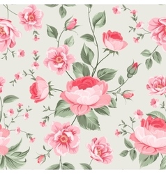 Luxurious peony wallapaper vector image