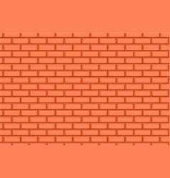Cartoon hand drown orange realistic seamless vector