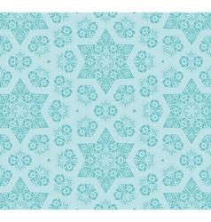 Vintage Floral motif pattern vector