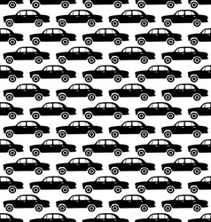 Car pattern1 vector