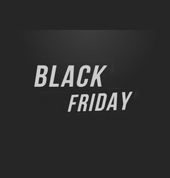 Black friday banner set template with ink spray vector