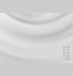 abstract liquid rotate swirling rippled gray vector image