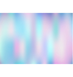 abstract smoot blurred holographic gradient vector image