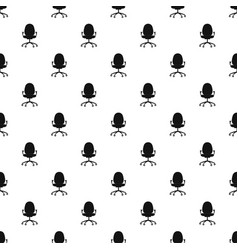 New chair pattern seamless vector
