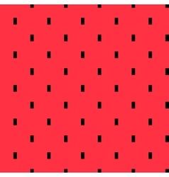 Watermelon pulp geometric pattern vector