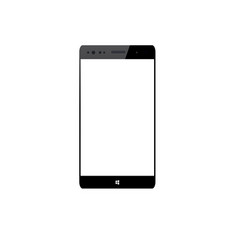 android mobile phone vector image