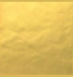 image golden foil background vector image