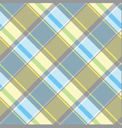 Lite color check plaid pixel seamless pattern vector