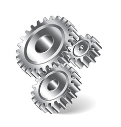 Object gears vector