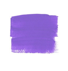 Lilac acrylic paint banner vector image vector image