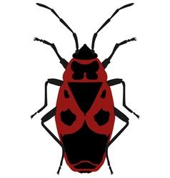 Beetle soldier vector