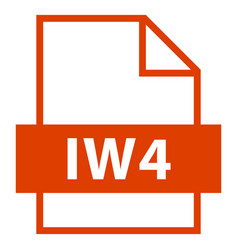 File name extension iw4 type vector
